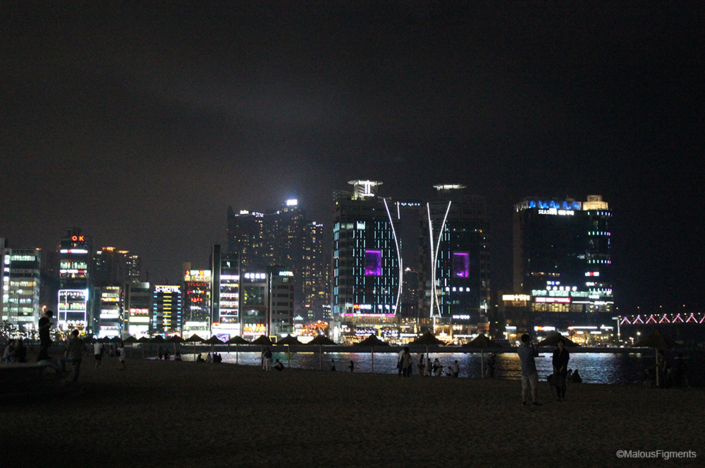 busan in two days