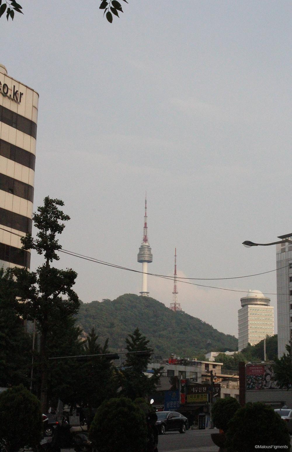 Seoul in one week
