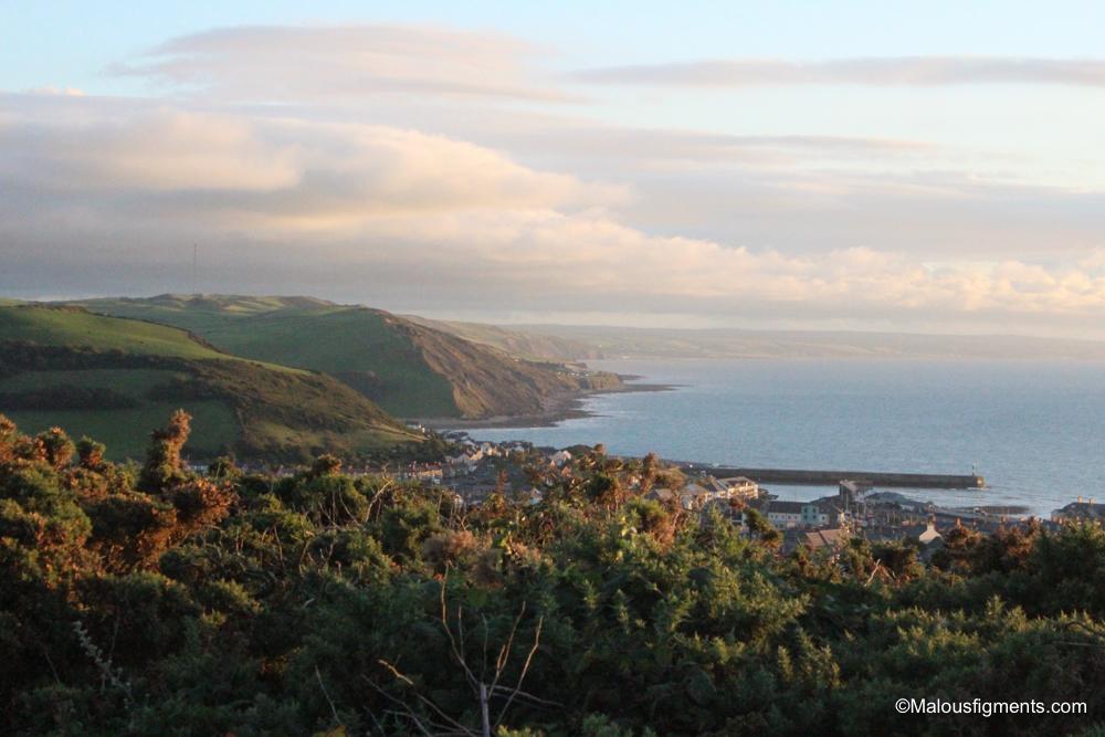 Activities week & Exploring Aberystwyth