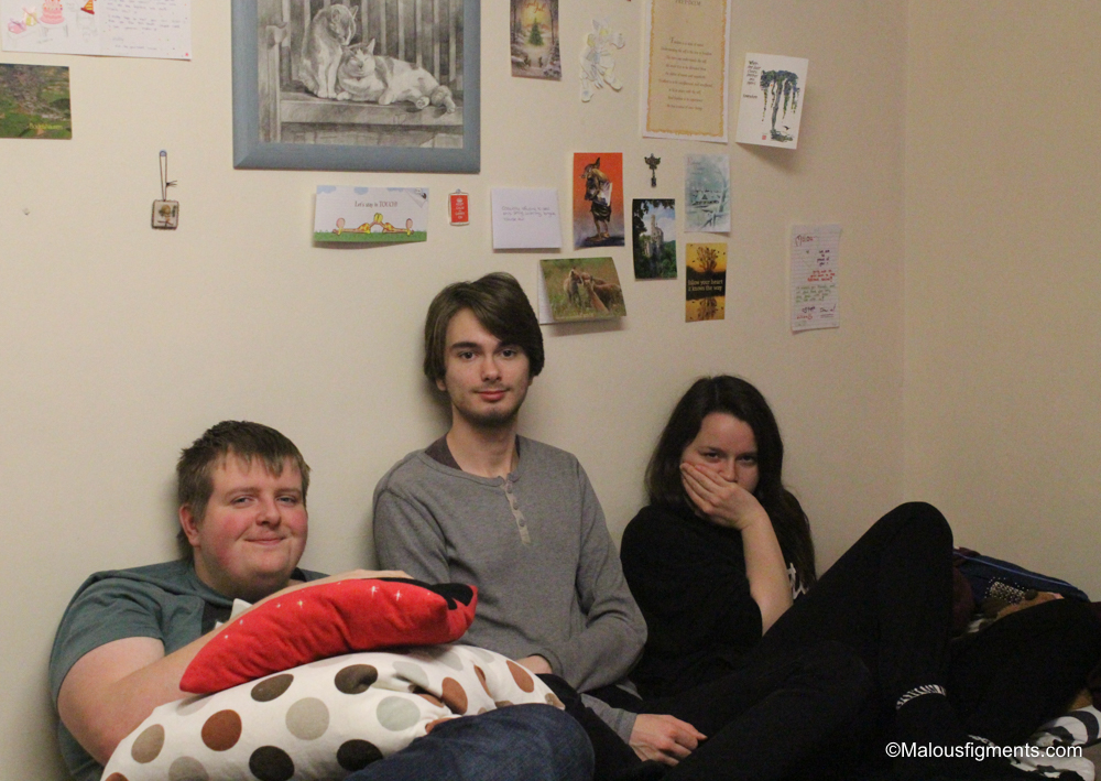 Living in Penbryn Aberystwyth university accommodation