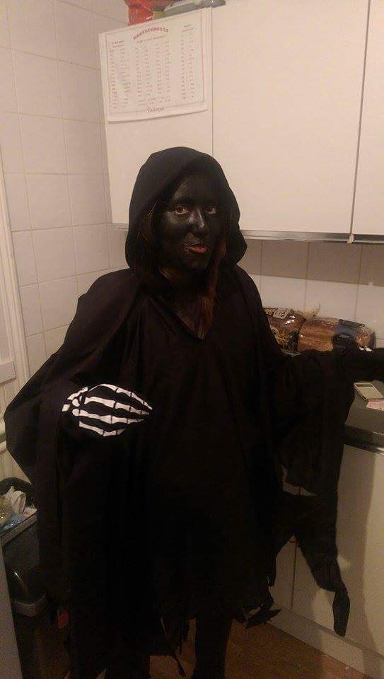 Is it racist to dress up as a dementor?